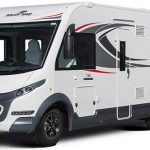The A-Class motorhome provides a similar layout to the T-Line 740, with a central washroom and rear island bed. The bed can be lowered to suit your needs and a drop down bed above the lounge offers curtains for added privacy. The extra space in the Pegaso allows for a larger lounge, with comfortable seating for meal times and relaxing at the end of the day.